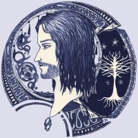 King of Gondor by miryah