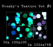 Freaky's Texture Set No6 by freaky-x