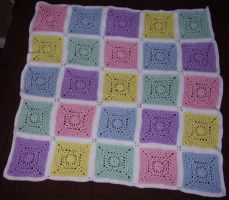 Quickie Baby Blanket by Shywalker