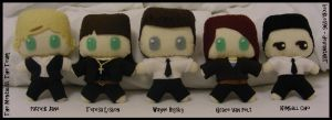 Mentalist: The Team by StitchedAlchemy