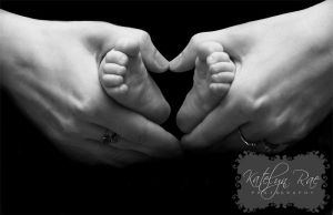 Tiny toes by katelynrphotography