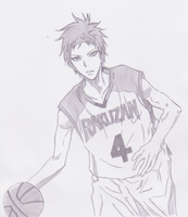 Seijuro Akashi by shirley0525