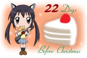 Christmas K-on by krnozine
