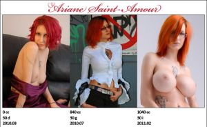 Evolution by Ariane-Saint-Amour