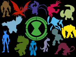 Ben10 Ultimate Alien wallpaper by spyroflame0487