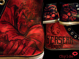 Berserk Chucks by Chylde