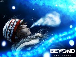 Beyond Two Souls (1600x1200) by DrRiptide