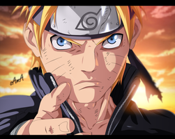 This is my way of the Ninja ( Naruto ) by sAmA15