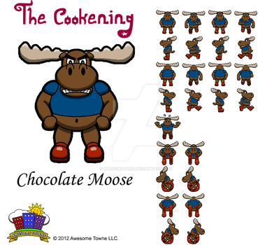 The Cookening -- Chocolate Moose by MagicWazard