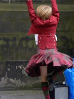 Highland Fling by Scarlettletters