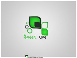 Green Life by NSTYLEART