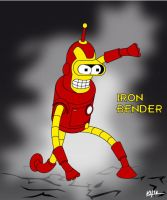 iron bender by nickbeta26