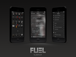 FUEL theme by DjeTouch59