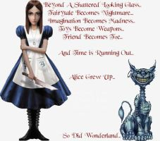 American McGee's Alice... by ToriaPawnage