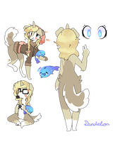Dandy ref by iyd