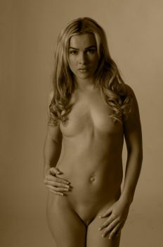 Hollie 7 sepia by andyf451