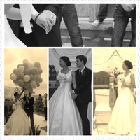 Wedding collage 1 by Laura-in-china