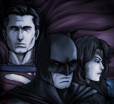 Dawn Of Justice by Johnni-Kun