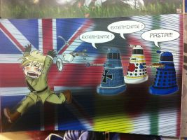 Whotalia: The Axis Daleks by FeatherWings1638