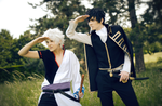 GinTama - What's this? by DinoCavallone