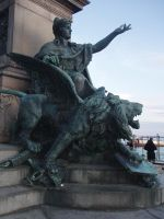 Venice Statue by 5tring3r