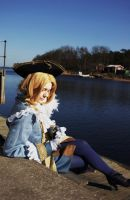 Waiting by the harbour, waiting for my pirate by ReconditeVillain