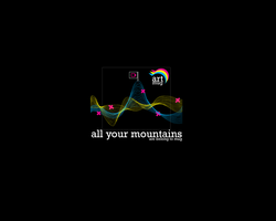 All Your Mountains No.2 by art-mug