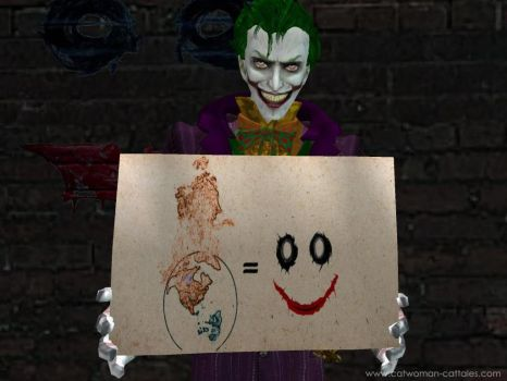 A Special Message from Joker by chrisdee