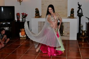 Wings Belly Dance 04 Stock by LoryenZeytin