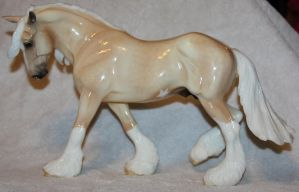 Breyer Pamplemousse Stock 1of5 by Lovely-DreamCatcher
