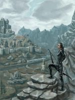 Whiterun by Alcomedved