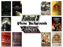 Fallout 3-New Vegas iPhone BG by xnauticalstar