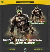 Splinter Cell Blacklist - ICON v3 by IvanCEs