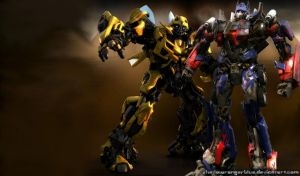 Transformers wallpaper by ShadowRangerBlue