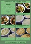 Cheesy Veggie Pots Tutorial by claremanson