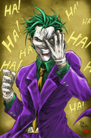 Joker Collab by Darkratbat