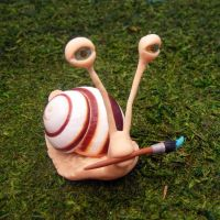 Degas Escargot by ColtPixy