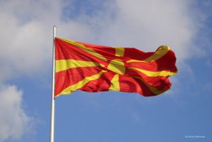 Macedonian Flag by adinik
