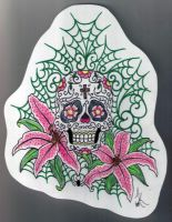 Day of the Dead Design by PassionPhyre