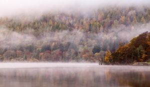 Mist on Loch Tay by cliff449