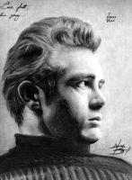 James Dean by Dead-Beat-Nick