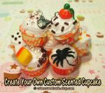 Limited Edition Scented Spooky Cupcakes by pinknikki