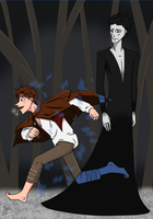The Boy He Couldn't Scare by Fayolinn