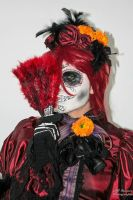 Grell Sutcliff - Catrina Inspired by dyonisio