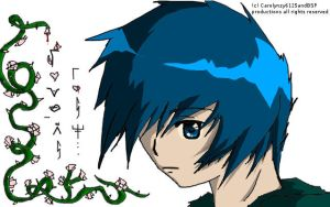 Love is Lost, kaito by Carolynzy6125andBSP
