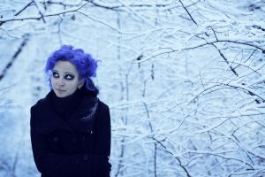 Winter strange II by Cyan1c