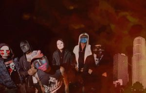 Hollywood Undead Band by ThyDarkness16