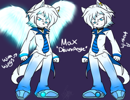 Max Reffrence card by Mariatiger