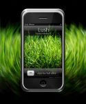 iLush wallpaper by iTouchPhone-Group