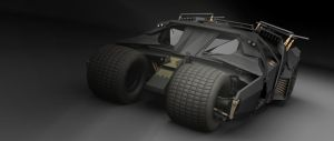 Tumbler by GrahamTG